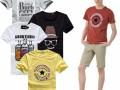 新款男士短袖t恤纯棉男装T恤厂家直销地摊赶集夜市甩货便宜货源