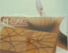 M cake 2磅蛋糕卡一张