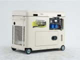 8kw遥控启动柴油发电机功率
