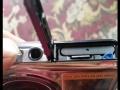 三星双屏幕数码卡片相机,1200万像素有美颜