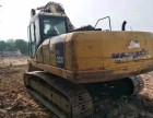 天津个人二手挖掘机 小松200直喷 三大件质保
