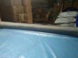 150cm不锈钢纤维布 耐高温不锈钢布