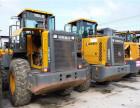 兰州二手装载机市场价格 5吨铲车个人急卖