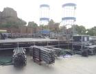 柳州铝合金灯光广告钢铁折叠舞台桁架背景墙铁马篷房看台拉网