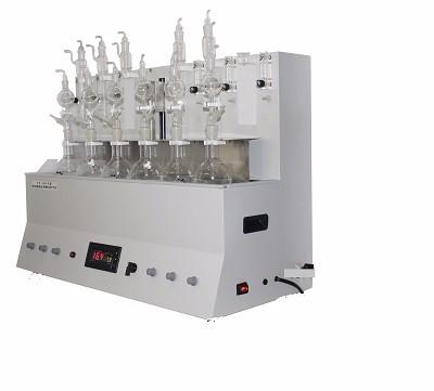 北京水质硫化物酸化吹气仪 ZX-DHS