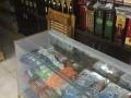 超市 米柜 精品柜 面包柜 烟柜 低价出售