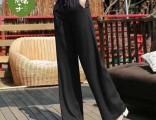 女装促销女阔腿裤热卖女裤女装货源女装折扣批发