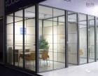 办公装饰玻璃与玻璃隔断有何不同