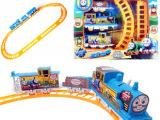 厂家批发托马斯托马斯小火车电动玩具车 托马斯小火车轨道车玩具