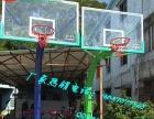 江门社区移动篮球架厂家安装 新会公园固定篮球架送货