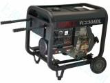 230A柴油发电电焊机单相三相