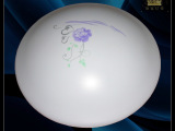 供应LED吸顶灯外壳套件 铝/铁盘亚克力灯罩吸顶灯 吸顶灯外壳套