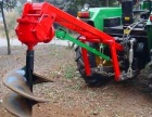 全国直销大功率优质植树挖坑机