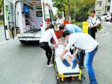 南京出院转院救护车-南京病人回家救护车-长途转运服务