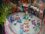 霹雳转盘 儿童游乐场所设备新型儿童娱乐项目