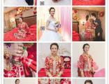 泉州惠安晋江安海南安石狮水头德化新娘跟妆舞台妆化妆培训婚庆布