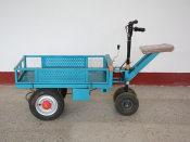 潍坊价格实惠的电动手推车出售 河南蔬菜大棚专用车