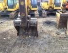陕西卡特彼勒320DL二手挖掘机