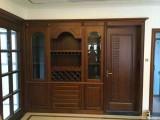 長沙臥室衣柜工廠:書柜還是用實木好