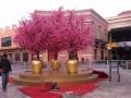 北京仿真树现场定做景观树玻璃钢树定做仿真树租赁