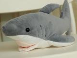 海洋系列海底总动员鲨鱼毛绒玩具布娃娃公仔礼物大鲨鱼