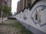 太原文化墙 手绘 农村文化墙 太原彩绘壁画