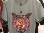 外贸服装圆领T恤亏本处理,外贸服装行业最优