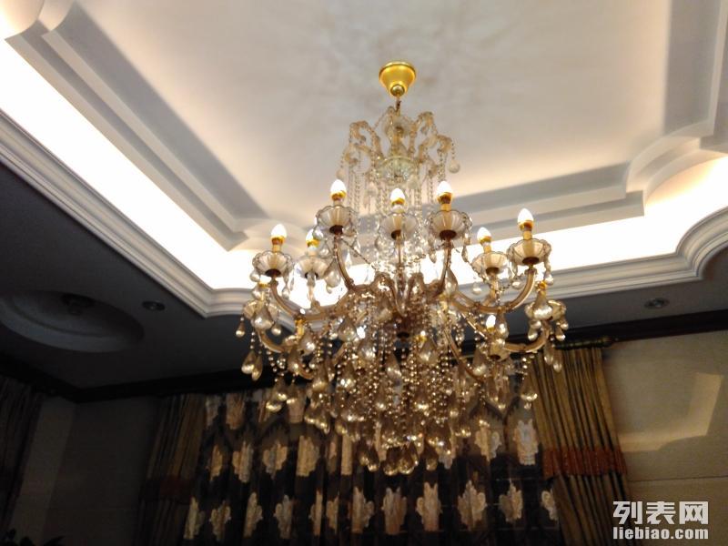 东莞专业清洗.维修.安装水晶灯