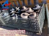 低价批发折叠仓储笼带轮子仓储笼标准仓储笼网格仓储笼