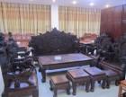 无锡老红木家具回收雕花大红酸枝古典家具二手红木家具高价回收