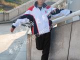 爱多小初中高中学校校服运动套装春秋装服青少年校服班服批发厂家