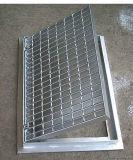 钢格板厂家供应热镀锌钢格板 不锈钢防滑钢格板 排水沟钢格板