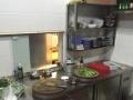 餐馆桌椅厨房用具统一转让