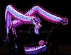 广州夜光龙狮/荧光龙狮表演 广州创意演艺节目荧光龙狮演出