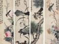 2017古董李鱓书画市场怎么样好不好出手