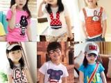 3.6元儿童t恤新款夏季韩版圆领纯棉圆领短袖t恤宝宝童装男女
