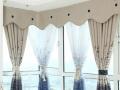 窗帘加工定制设计,棉麻欧式美式田园北欧简约安装轨道