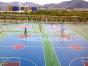 惠州优良的篮球场施工 广州标准篮球场涂料