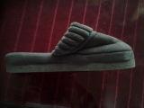 条绒超柔面室内拖鞋承 EVA底 加工各类型外贸类拖鞋订单
