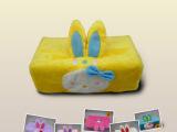 正版hello kitty纸巾套 KT毛绒纸巾盒 车用纸巾套 纸巾盒 布艺