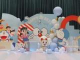 杭州萧山生日寿宴气球布置