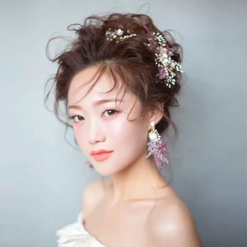山东潍坊青春化妆美甲纹绣连锁培训第31期开课了!