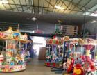 游戏机儿童游乐场电动投币转马室内游乐园设施设备旋转木马3...