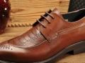 广州鹤山真皮鞋厂,专业生产品牌高端休闲男鞋,商务正装皮鞋贴牌