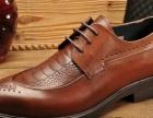 广州品牌男鞋加工厂,生产真皮男士休闲皮鞋,商务正装皮鞋可贴牌