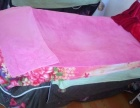 牌匾6米长,高一米八,2000元,美容床两张整体带