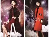 芊之美时尚新款女装品牌折扣秋冬装库存一手货源走份批发