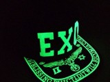 韩版时尚夜光嘻哈棒球帽平沿帽 街舞帽滑板帽 街头潮男女荧光帽子