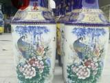 景德镇陶瓷大花瓶1.8米落地大花瓶欧式花瓶摆件生产厂家