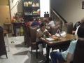 K临街一层烧烤店转让家常菜小吃店饭店手续齐全